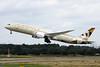 A6-BLF Boeing 787-9 c/n 39651 Dusseldorf/EDDL/DUS 11-07-16
