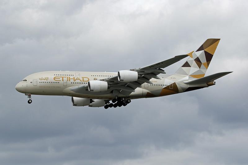 A6-APJ Airbus A380-861 c/n 237 Heathrow/EGLL/LHR 21-07-19