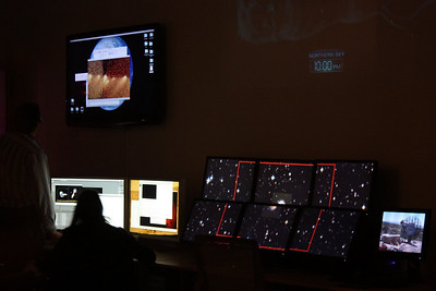 Astronomy Viewing Room