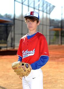 Eastbrook Middle Baseball 2017