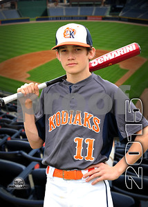 New Hope Middle Baseball 2015