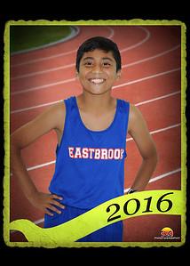 2016 Eastbrook Cross Country