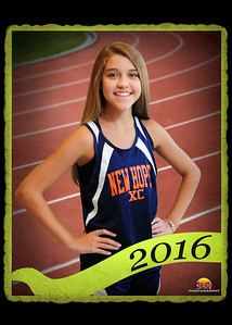 2016 - New Hope Middle Cross Country