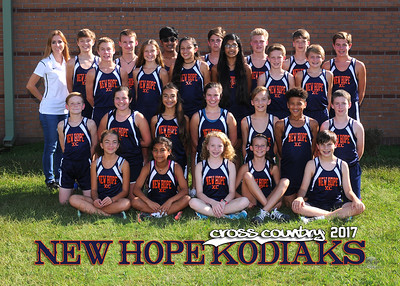 2017 New Hope Middle
