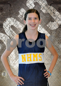 2013-New Hope Middle School Cross Country