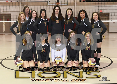 2018 Christian Heritage Middle