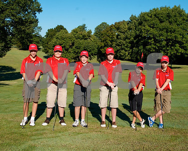 HMS Golf Team Pictures