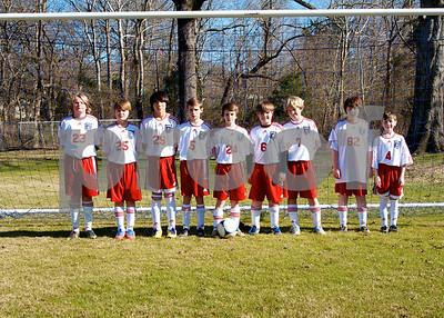 HMS Boys Soccer 2013 Team Pictures