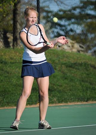 10-25-2011 Women'sTennis-vs-Wakefield
