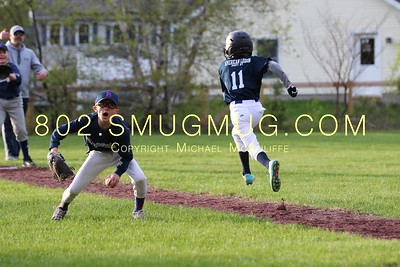 Middlebury Little League Baseball 2017