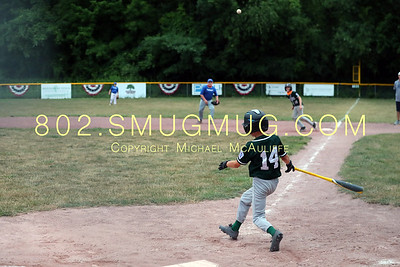 Middlebury at Shelburne Cubs July 16th 2020