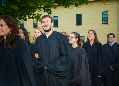 2016 School of English Commencement