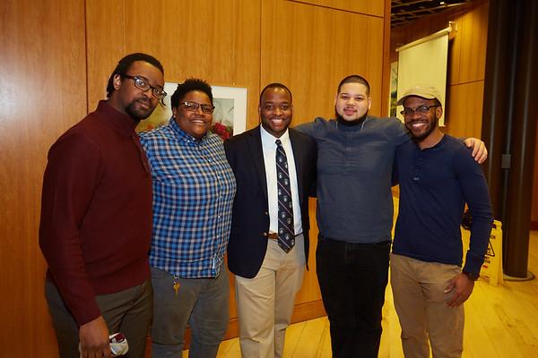 Alumni of Color Weekend 2018
