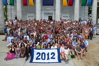 Class 0f 2012 Group Photo