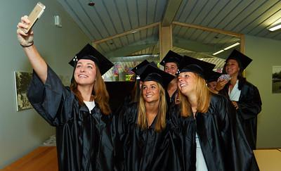 Graduation at Kirk 5/31/2016