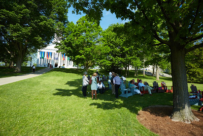 Middlebury College Graduation Spring 2016