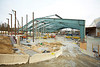 Middlebury Field House Progress 04/02/14