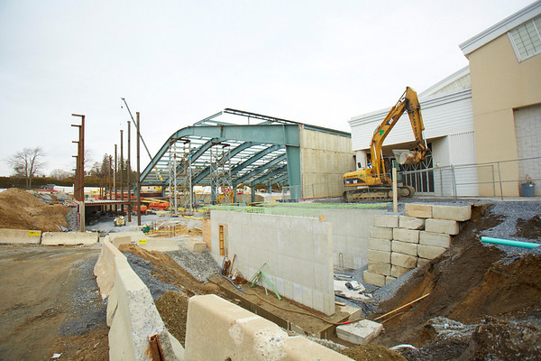 Field House Progress 04/02/2014
