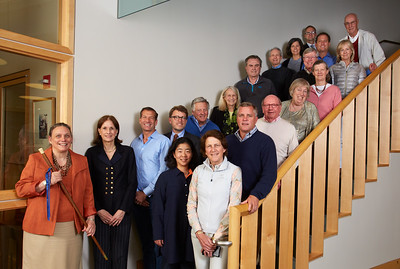 Trustees and Boards of Overseers Group Photos