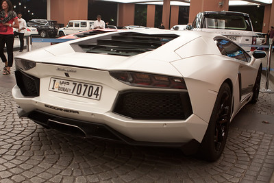 Dubai Exotic Cars