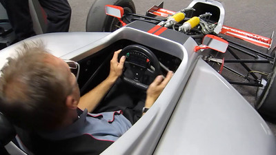 Single Seater IndyCar driving experience at the Dubai Autodrome Dubai Exotic Cars