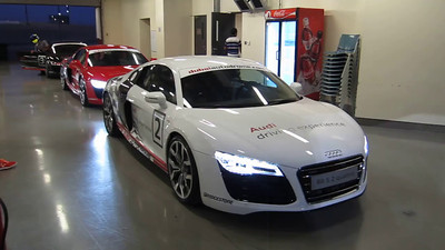 Audi R8 V10 driving experience at the Dubai Autodrome Dubai Exotic Cars