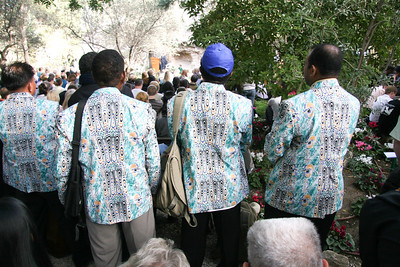 Jerusalem - Easter Sunday 2008