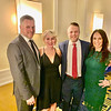 From left, Ryan Guthrie and Chairwoman Christie Guthrie of Dracut, Matt Durkin of Tyngsboro and Andrea Nogler of Dracut