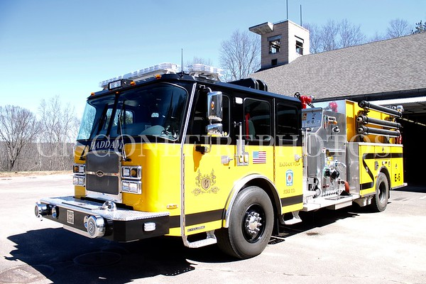 Middlesex County Fire Departments - CT