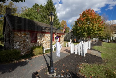 East Jersey Old Town Village Halloween