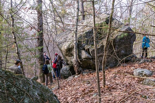 courtesy photo Stream Team Winter hike