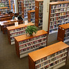 KEN YUSZKUS/Staff photo.       A view from the balcony at Middleton's Flint Public Library .    05/18/16