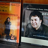 RYAN HUTTON/ Staff photo<br /> Two of Bob Wolfman's CDs on display in the living room of his Middleton home.
