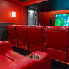 PARKER FISH/ Photo. Located at 26 Arrowhead Farms Road, this home has it's own nine-seat in-home theatre for entertaining guests. 5/21/16