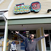 JIM VAIKNORAS/Staff photo Owner Nick Nazzaro at Nick's Comicaly Speaking