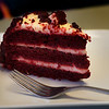 JIM VAIKNORAS/Staff photo  A piece of Red Velvet Cake at Tara Liegh Bakery in Middleton.