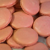 JIM VAIKNORAS/Staff photo Pink macaroons at Tara Leigh Cakes in Middleton.