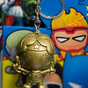 JIM VAIKNORAS/Staff photo A Wonder Woman keyring $6.95  at Nick's Comicaly Speaking