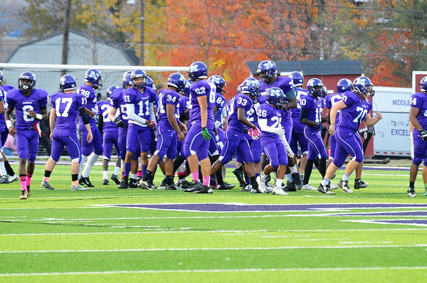 2015-10-23 Middies vs Mason High School