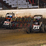 dirt track racing image - HFP_2667