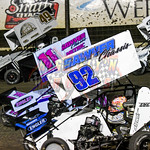 dirt track racing image - HFP_1329