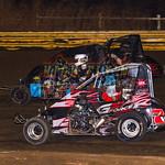 dirt track racing image - HFP_3324