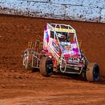 dirt track racing image - HFP_6975