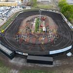 dirt track racing image - default