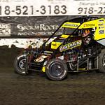 dirt track racing image - HFP_3747
