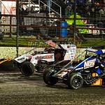 dirt track racing image - HFP_3724