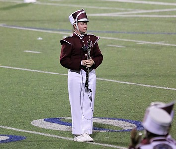 Midland Lee Bands of America Regional Finals Performace