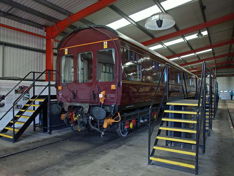 LMS 6320 Inspection Saloon 18,08,2013