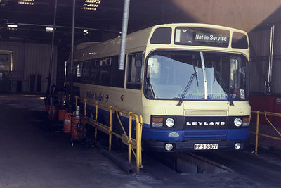Midland 41 King St Depot Abdn May 93