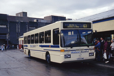 Midland 52 Stirling Bus Stn Oct 93